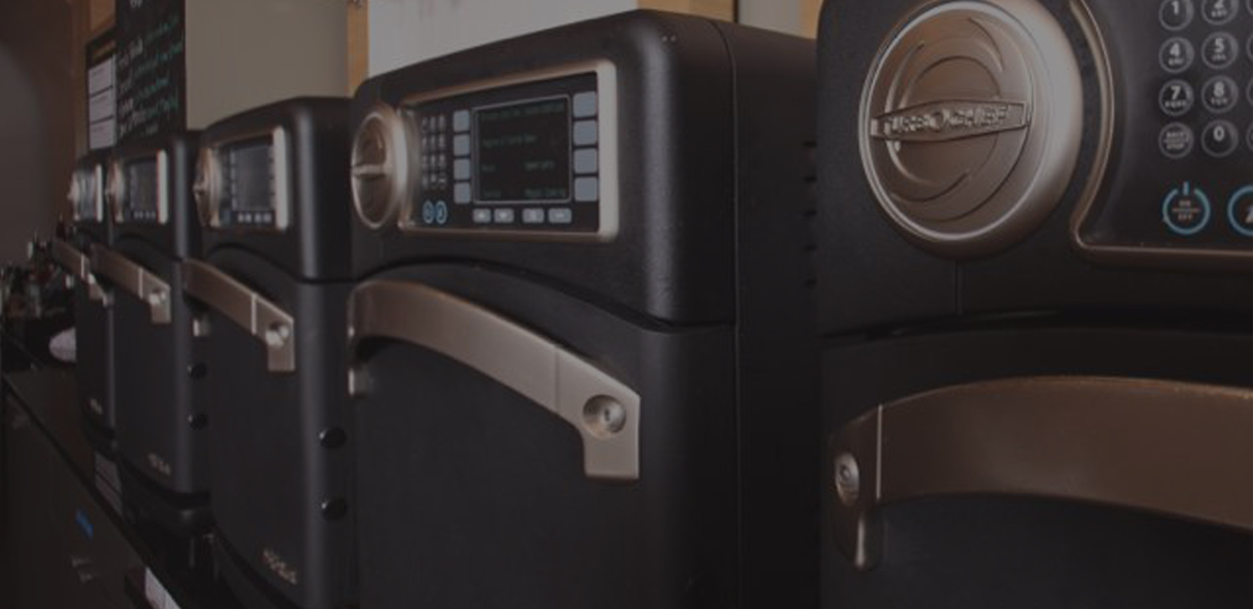 The World's Fastest Ovens | TurboChef as Technologies